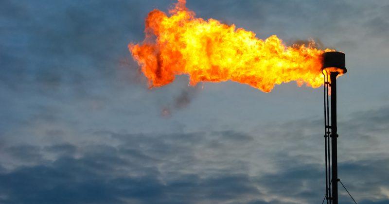 Expertos del flare gas